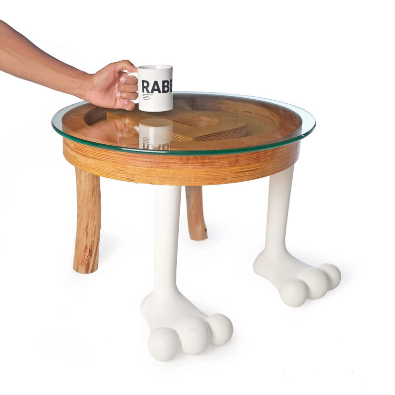 Table by Rabbit