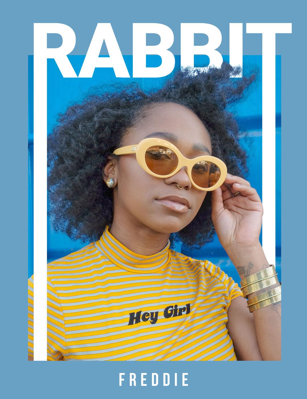 Fredricka Freddie Ransome - Magazine by Rabbit