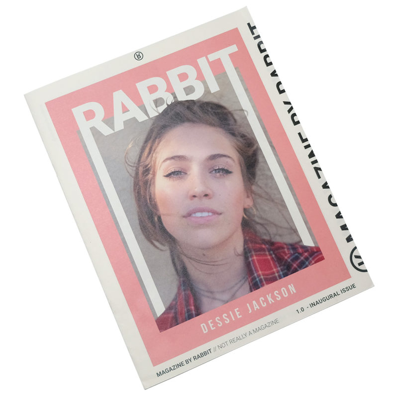 Magazine by Rabbit