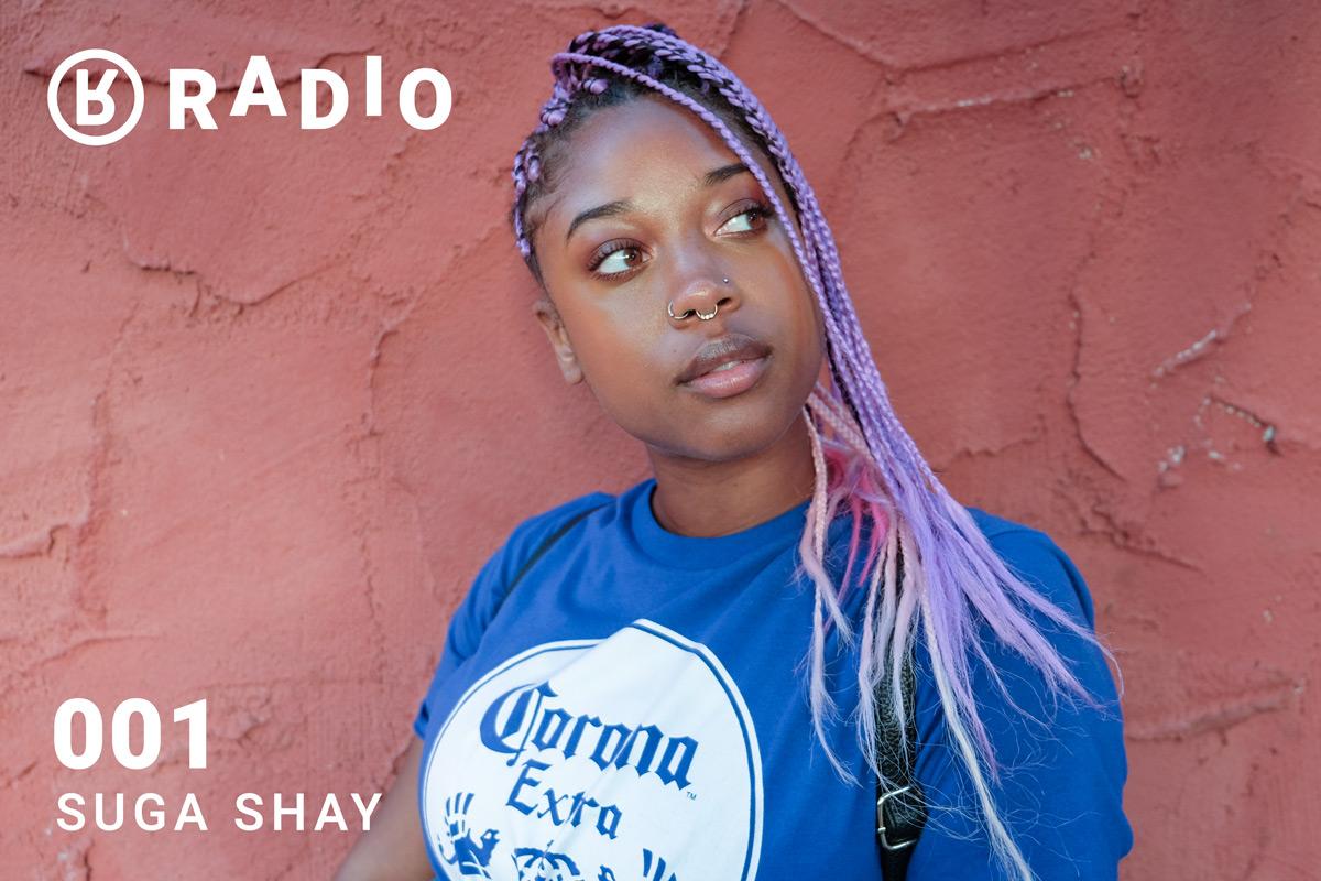 DJ Suga Shay for Radio by Rabbit