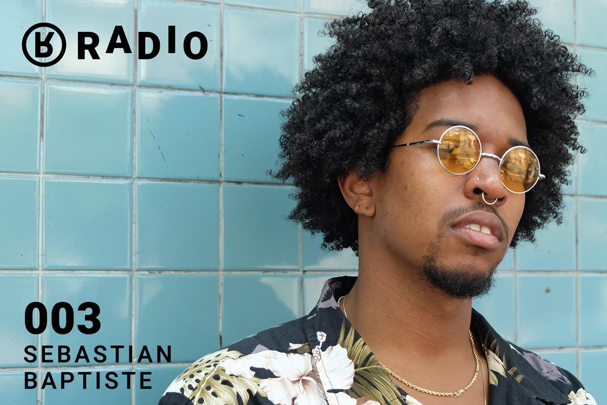 Sebastian Baptiste for Radio by Rabbit
