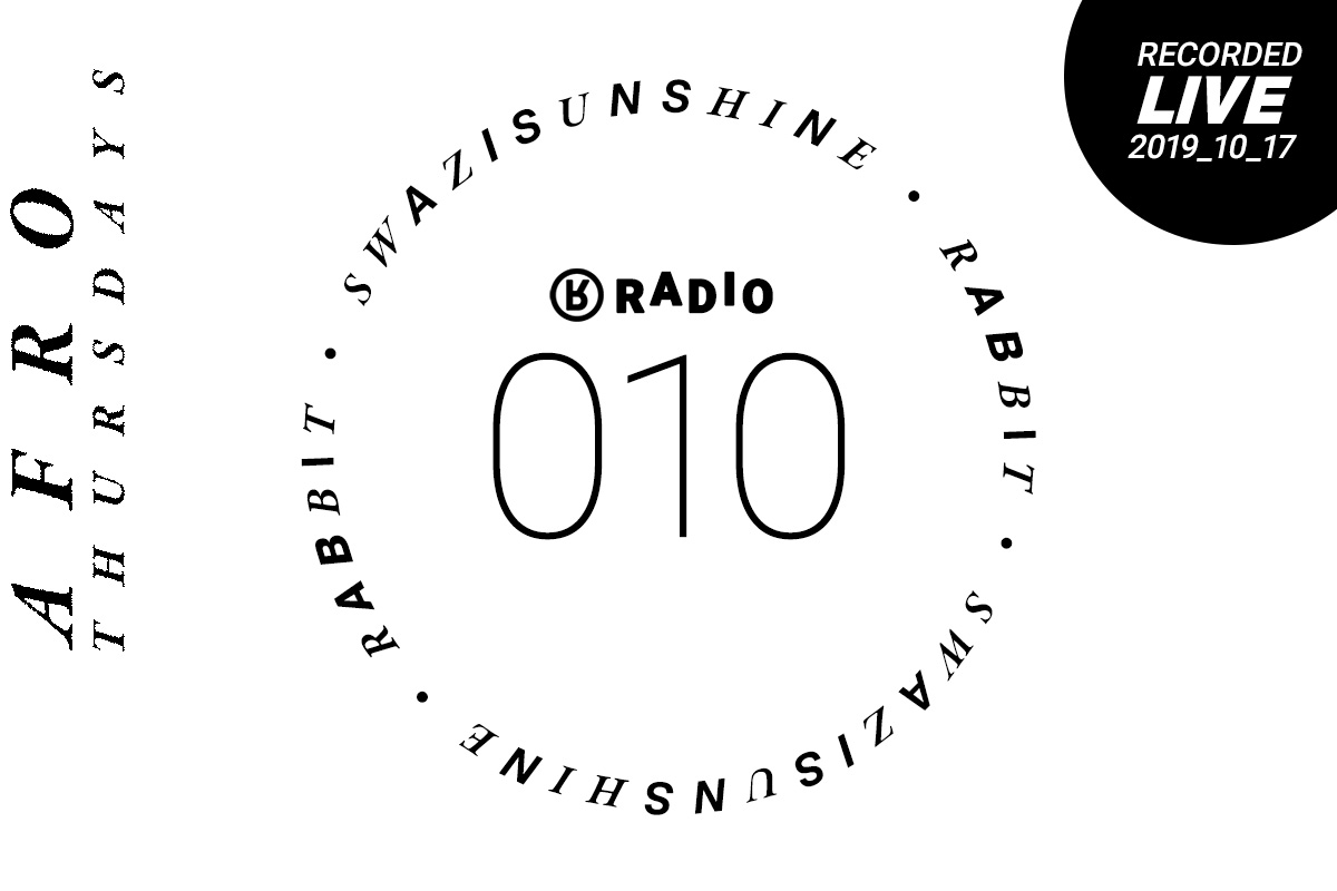 SwaziSunshine and Rabbit Live Set for Radio by Rabbit